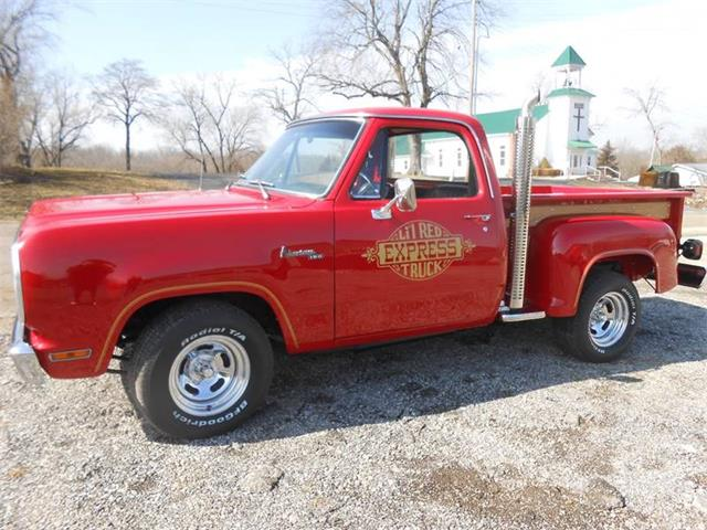 1979 Dodge D150 (CC-1327472) for sale in West Line, Missouri