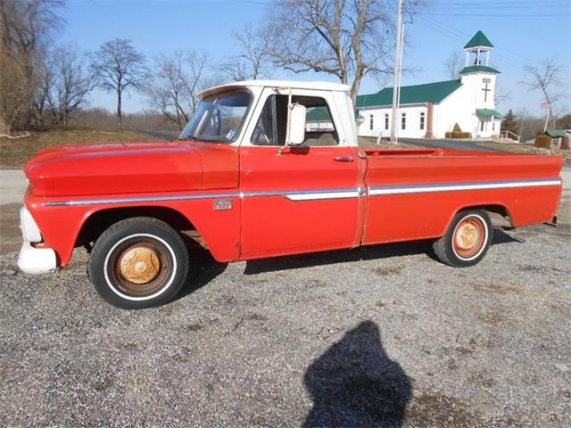 1966 Chevrolet C/K 10 (CC-1327473) for sale in West Line, Missouri