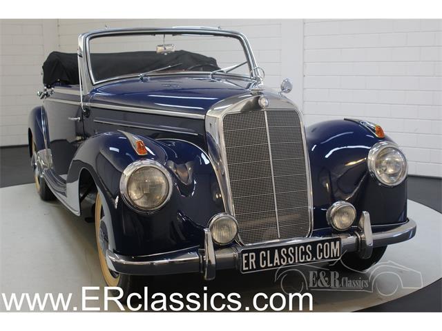 1952 Mercedes-Benz 220 (CC-1327504) for sale in Waalwijk, Noord-Brabant