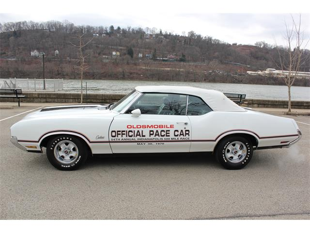 1970 Oldsmobile Cutlass Supreme (CC-1327518) for sale in Sharpsburg, Pennsylvania