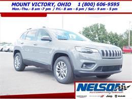 2020 Jeep Cherokee (CC-1327529) for sale in Marysville, Ohio