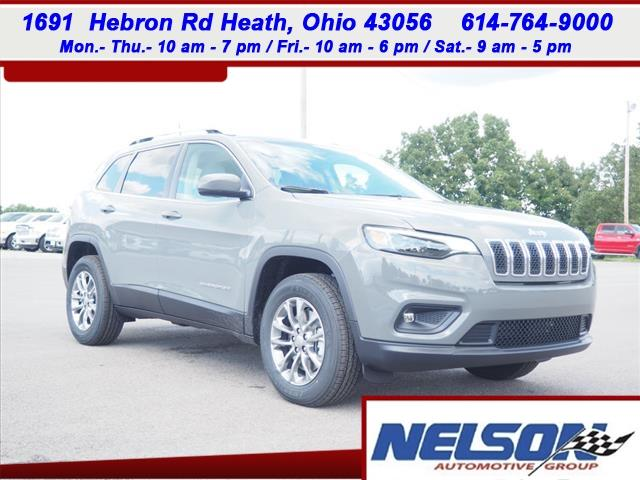 2020 Jeep Cherokee (CC-1327529) for sale in Marysville, Ohio