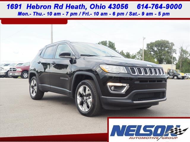 2020 Jeep Compass (CC-1327534) for sale in Marysville, Ohio