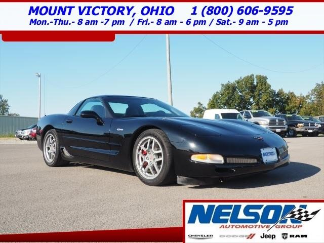 2002 Chevrolet Corvette (CC-1327535) for sale in Marysville, Ohio