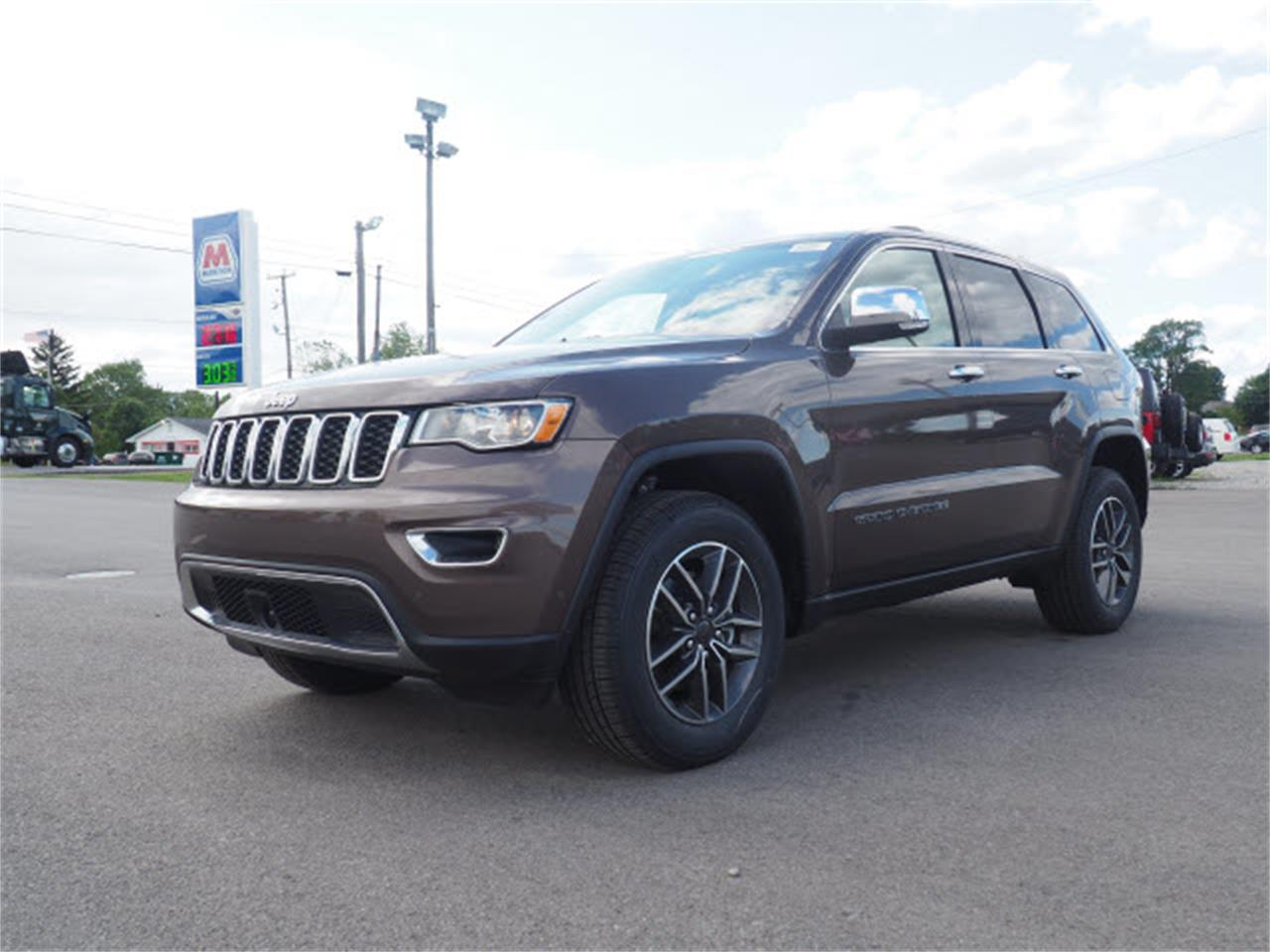 2020 Jeep Grand Cherokee (CC-1327538) for sale in Marysville, Ohio