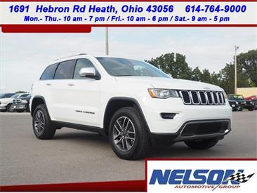 2020 Jeep Grand Cherokee (CC-1327543) for sale in Marysville, Ohio