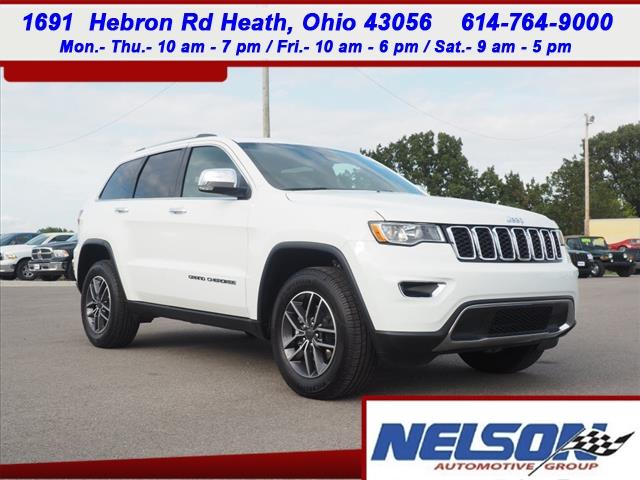 2020 Jeep Grand Cherokee (CC-1327543) for sale in Marysville, Ohio