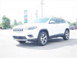 2020 Jeep Cherokee (CC-1327552) for sale in Marysville, Ohio