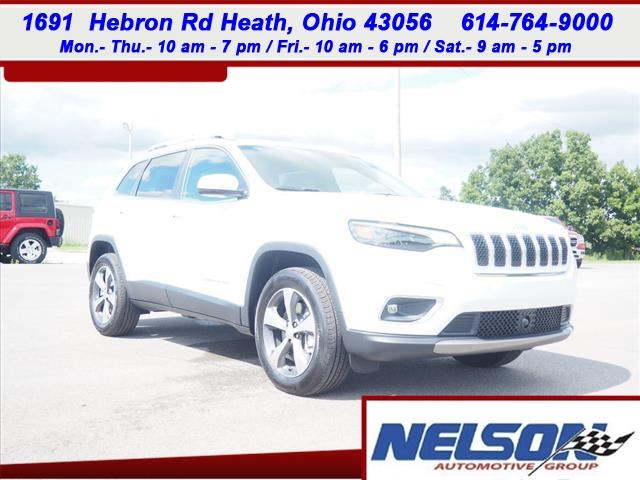 2020 Jeep Cherokee (CC-1327552) for sale in Marysville, Ohio