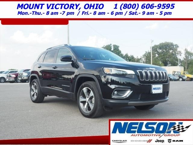 2019 Jeep Cherokee (CC-1327560) for sale in Marysville, Ohio