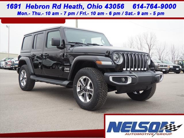 2020 Jeep Wrangler (CC-1327584) for sale in Marysville, Ohio
