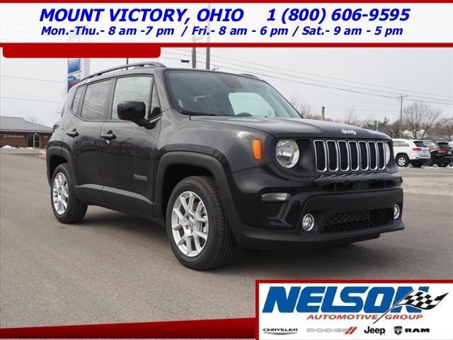 2020 Jeep Renegade (CC-1327596) for sale in Marysville, Ohio
