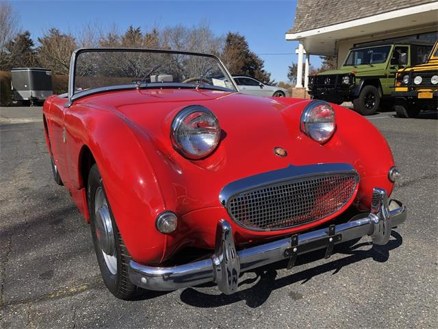 1960 Austin-Healey Sprite (CC-1327627) for sale in southampton, New York