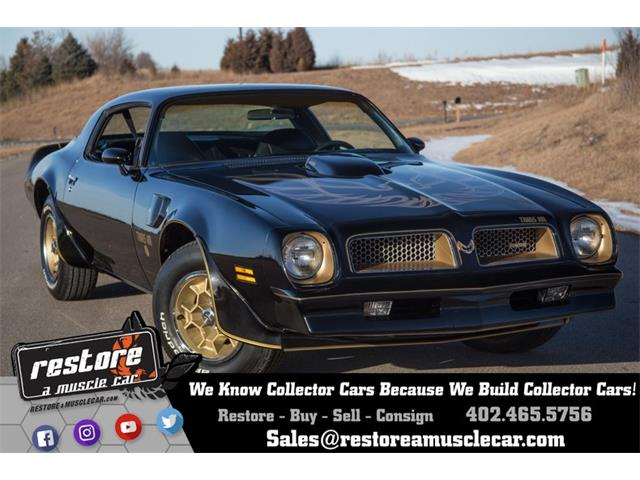 1976 Pontiac Firebird Trans Am (CC-1320763) for sale in Lincoln, Nebraska