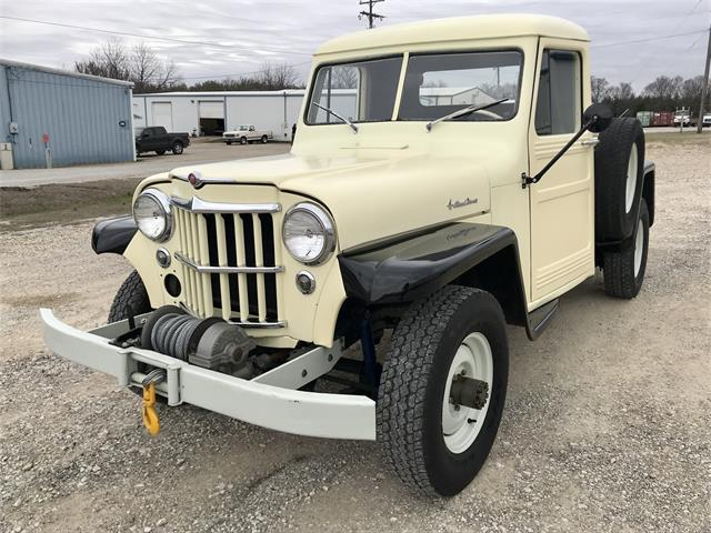 1953 Willys Pickup (CC-1327655) for sale in Sherman, Texas