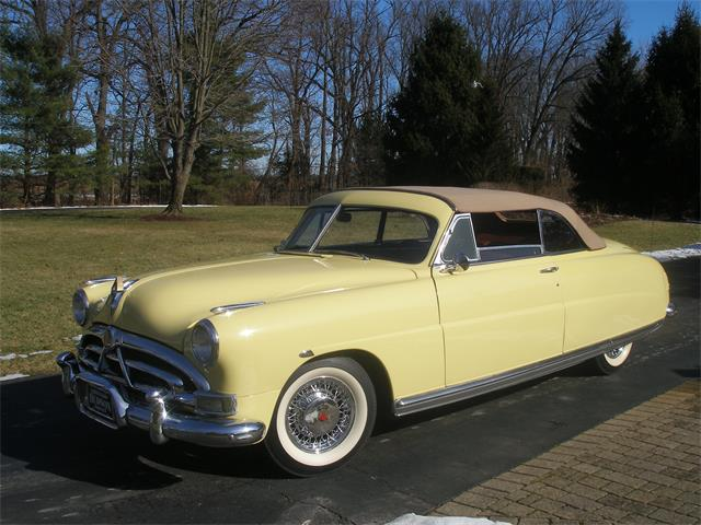1951 Hudson Hornet Custom (CC-1327658) for sale in Edwardsburg, Michigan
