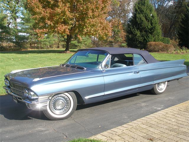 1962 Cadillac Series 62 (CC-1327659) for sale in Edwardsburg, Michigan