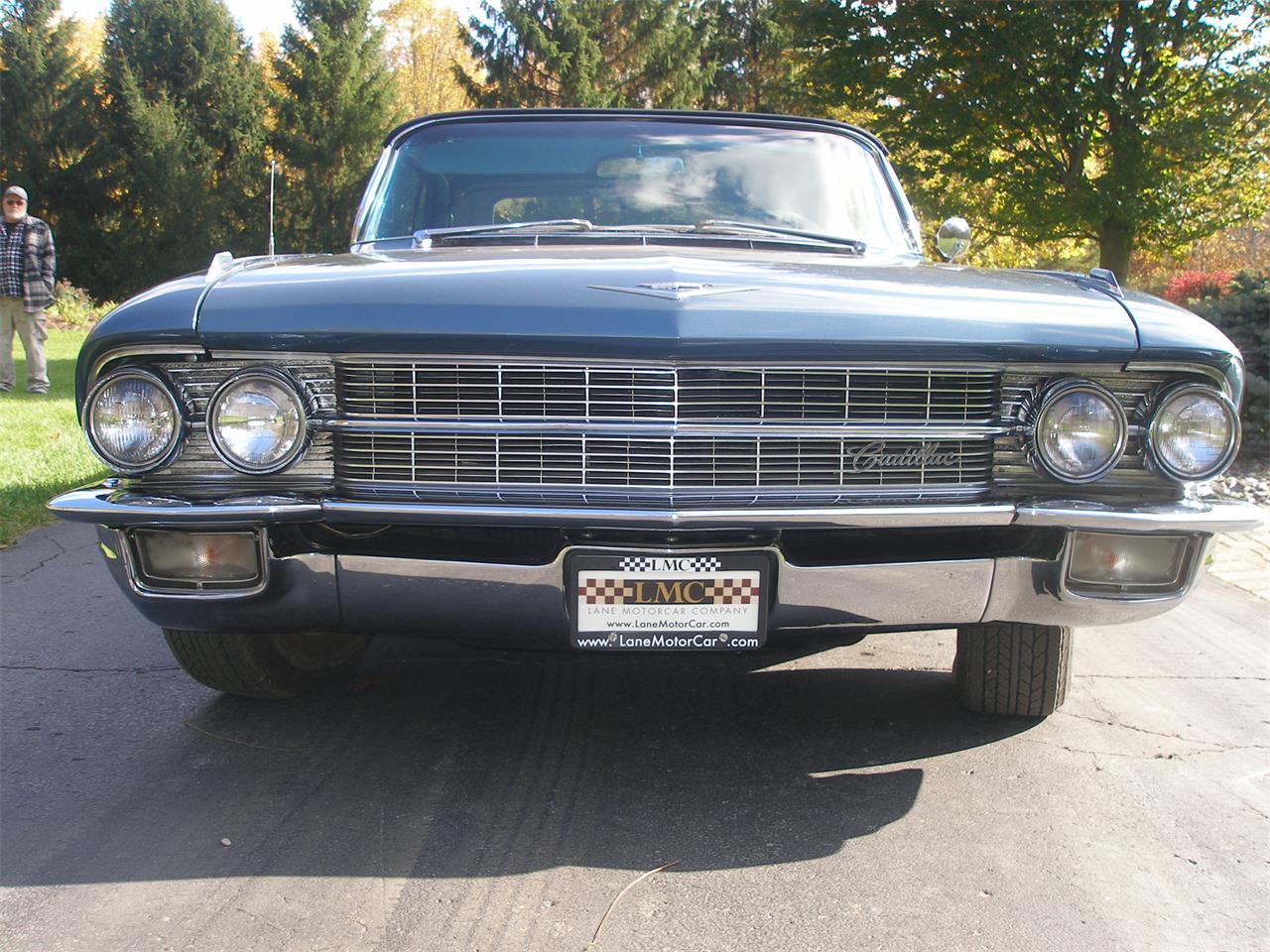 1962 Cadillac Series 62 (CC-1327659) for sale in Edwardsburg, Michigan