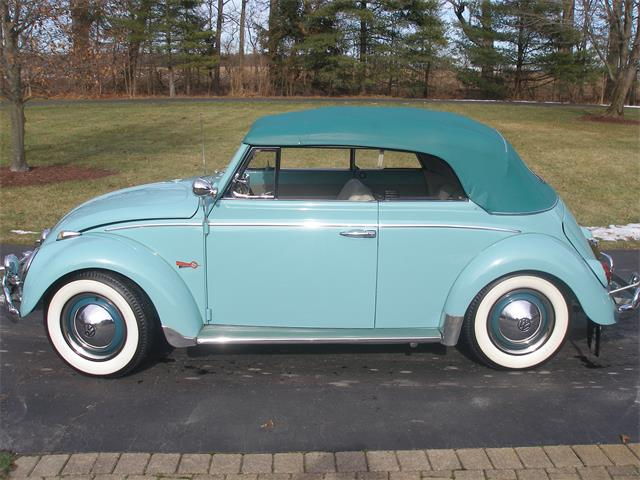 1962 Volkswagen Cabriolet (CC-1327660) for sale in Edwardsburg, Michigan