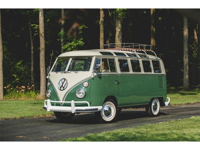1965 Volkswagen Bus (CC-1327662) for sale in Edwardsburg, Michigan