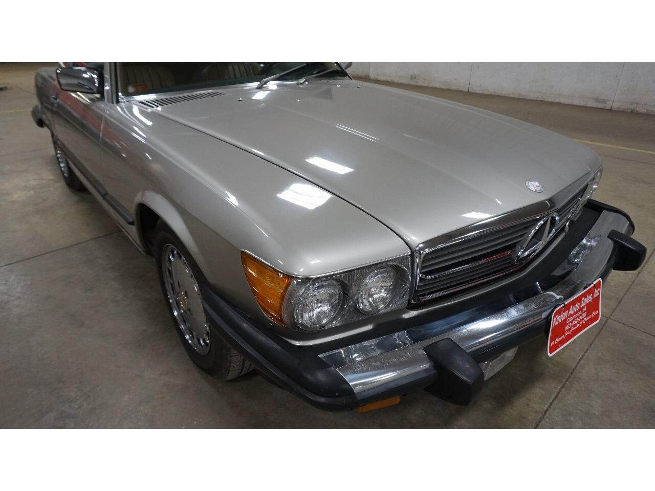 1987 Mercedes-Benz 560 (CC-1320767) for sale in Clarence, Iowa