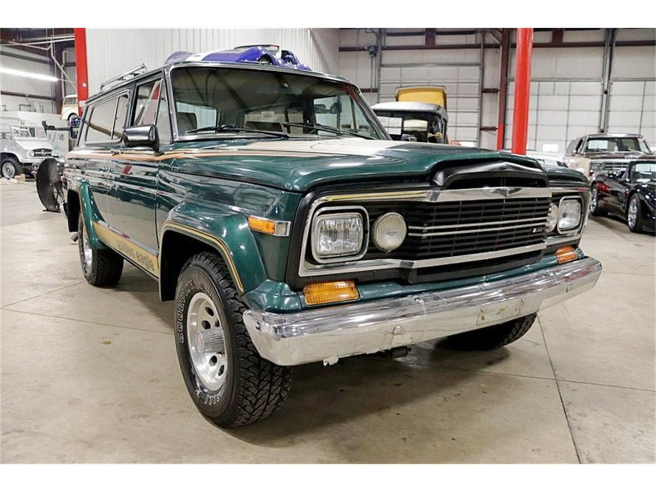 1980 Jeep Cherokee (CC-1327686) for sale in Kentwood, Michigan