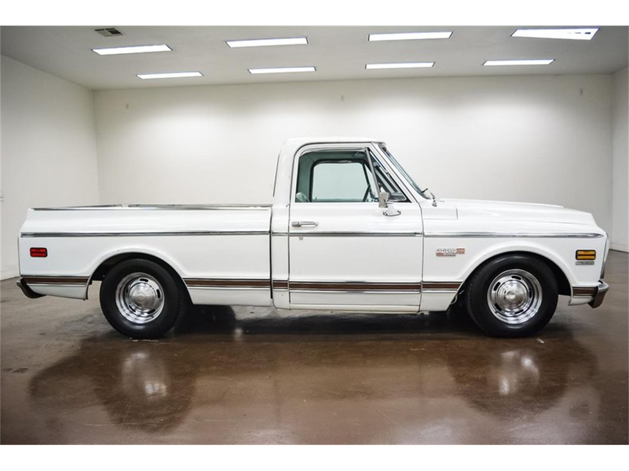1972 Chevrolet C10 (CC-1320769) for sale in Sherman, Texas