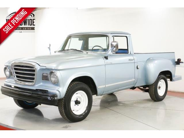 1960 Studebaker Champ (CC-1327695) for sale in Denver , Colorado
