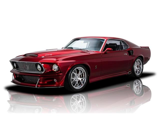 1969 Ford Mustang (CC-1327700) for sale in Charlotte, North Carolina