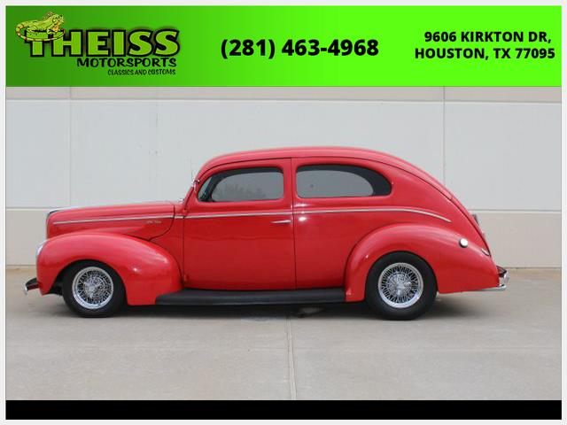 1940 Ford Deluxe (CC-1320774) for sale in Houston, Texas