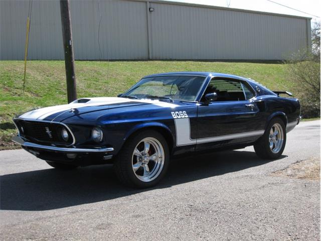 1969 Ford Mustang (CC-1327742) for sale in Greensboro, North Carolina