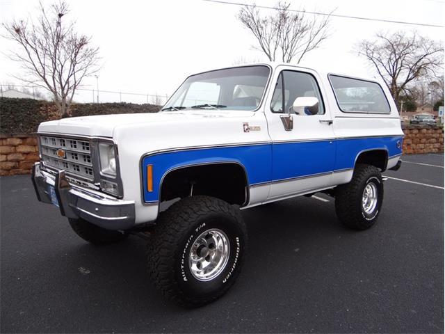 1979 Chevrolet Blazer (CC-1327745) for sale in Greensboro, North Carolina