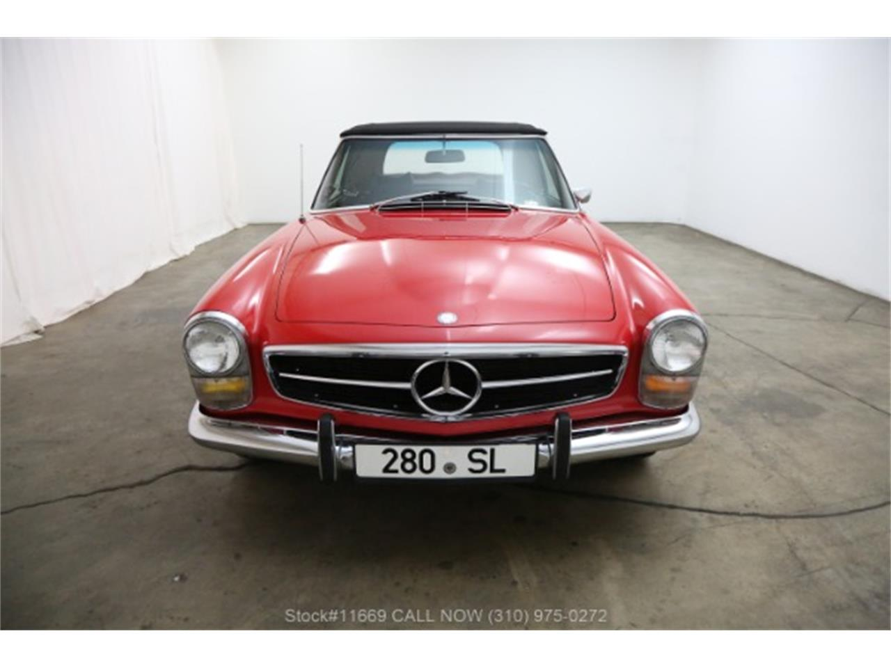 1969 Mercedes-Benz 280SL (CC-1327759) for sale in Beverly Hills, California