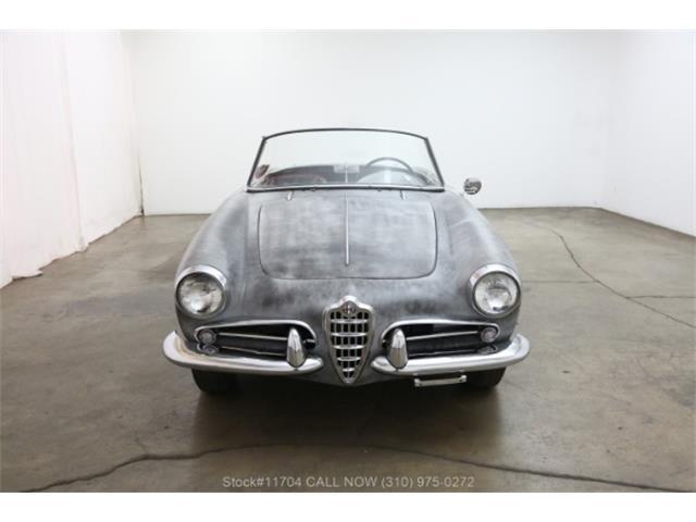 1961 Alfa Romeo Giulietta Spider (CC-1327760) for sale in Beverly Hills, California