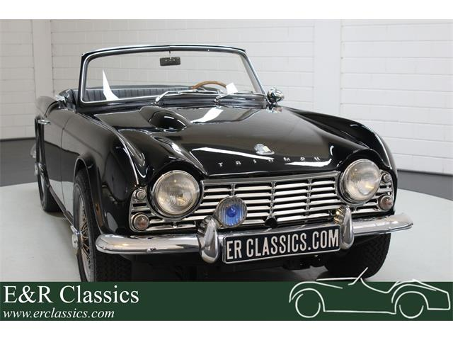 1963 Triumph TR4 (CC-1327763) for sale in Waalwijk, Noord-Brabant