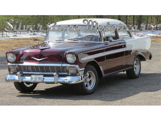 1956 Chevrolet Bel Air (CC-1327764) for sale in North Andover, Massachusetts