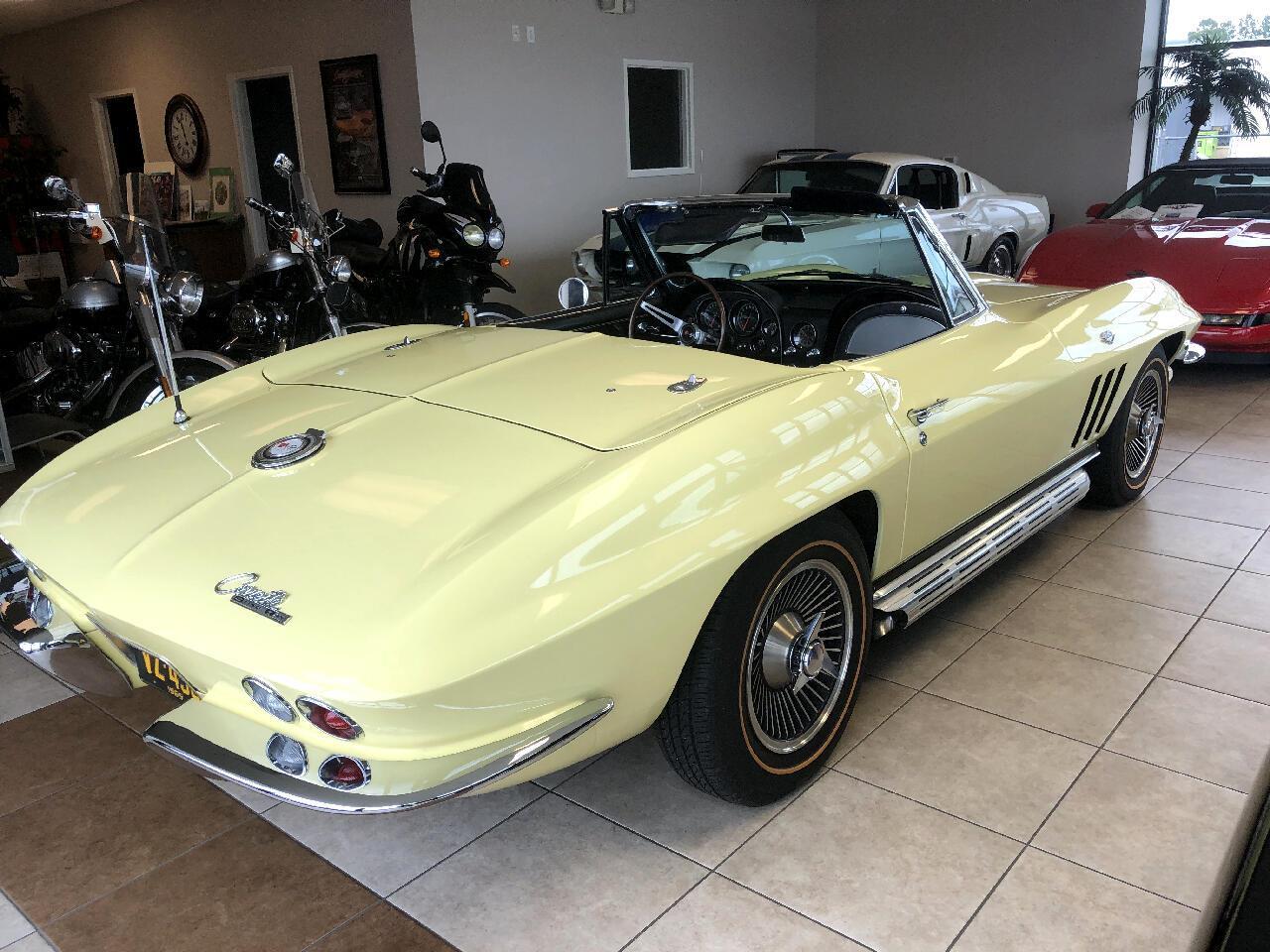 1965 Chevrolet Corvette Stingray (CC-1320777) for sale in Greenville, North Carolina