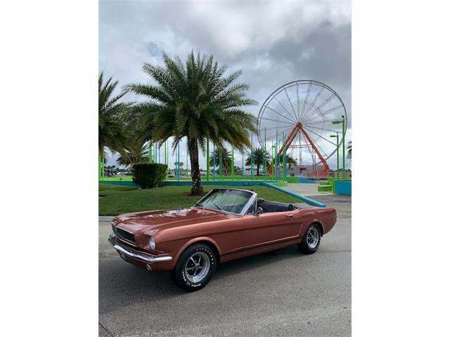 1966 Ford Mustang (CC-1327780) for sale in Punta Gorda, Florida