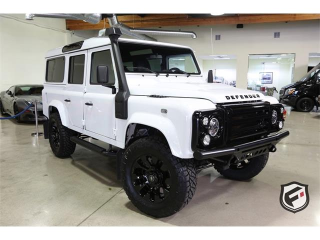 1992 Land Rover Defender (CC-1327787) for sale in Chatsworth, California