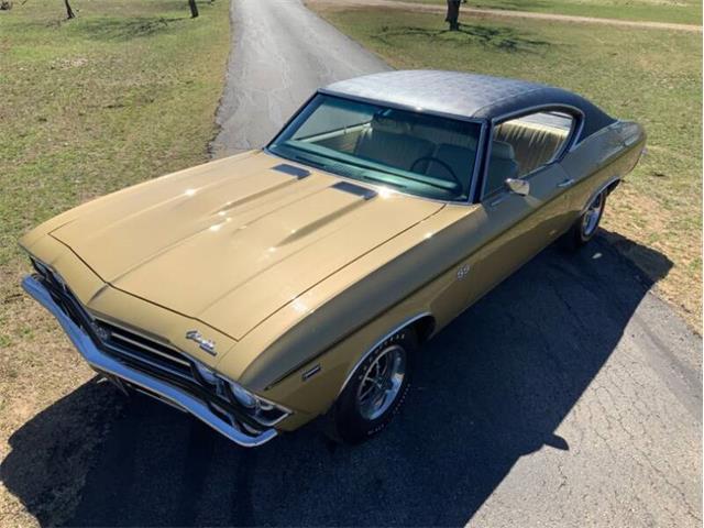 1969 Chevrolet Chevelle (CC-1327794) for sale in Fredericksburg, Texas