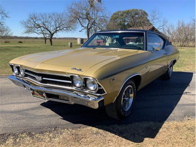 1969 Chevrolet Chevelle (CC-1327794) for sale in Fredericksburg, Texas