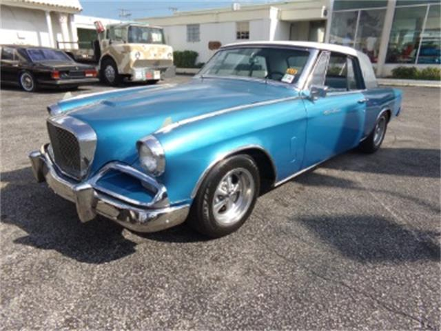1962 Studebaker Gran Turismo (CC-1327805) for sale in Miami, Florida