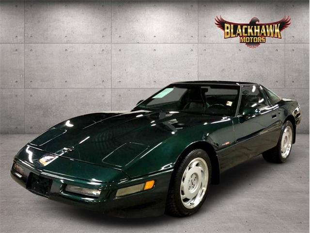 1992 Chevrolet Corvette (CC-1320782) for sale in Gurnee, Illinois