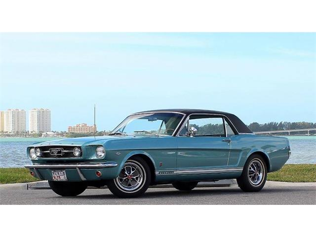 1966 Ford Mustang (CC-1327832) for sale in Clearwater, Florida