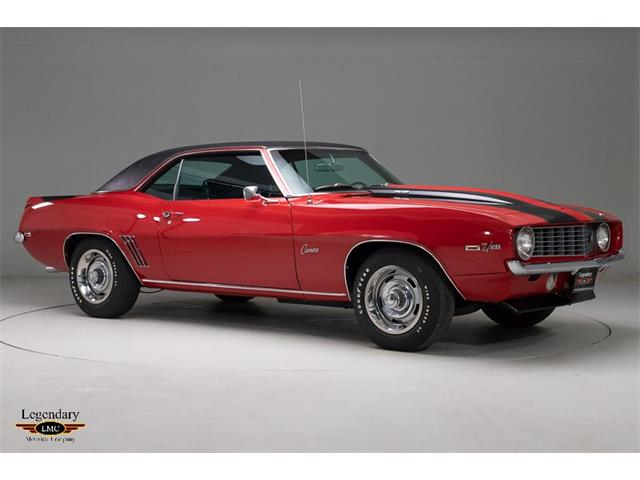 1969 Chevrolet Camaro Z28 (CC-1327833) for sale in Halton Hills, Ontario