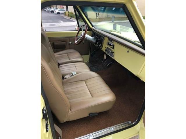 1971 Chevrolet C/K 10 (CC-1327840) for sale in Cadillac, Michigan