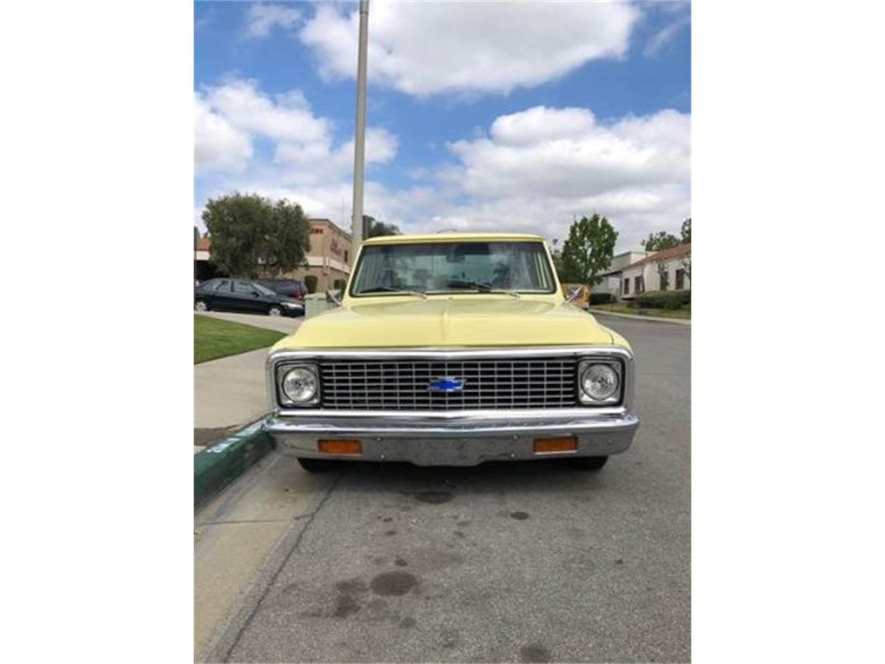 1971 Chevrolet C/K 10 (CC-1327840) for sale in Cadillac, Michigan