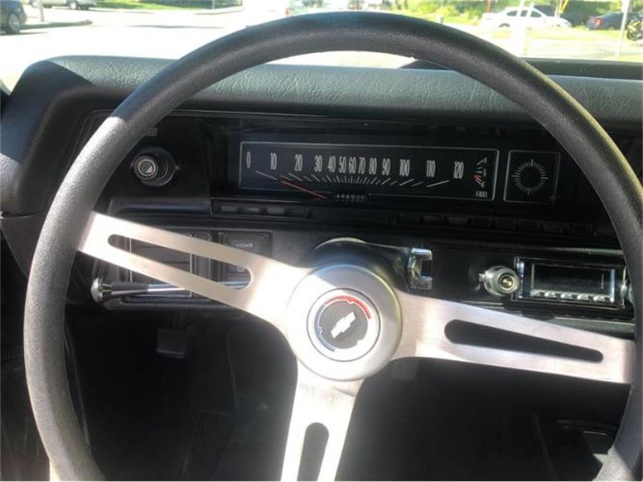 1972 Chevrolet Chevelle (CC-1327846) for sale in Cadillac, Michigan