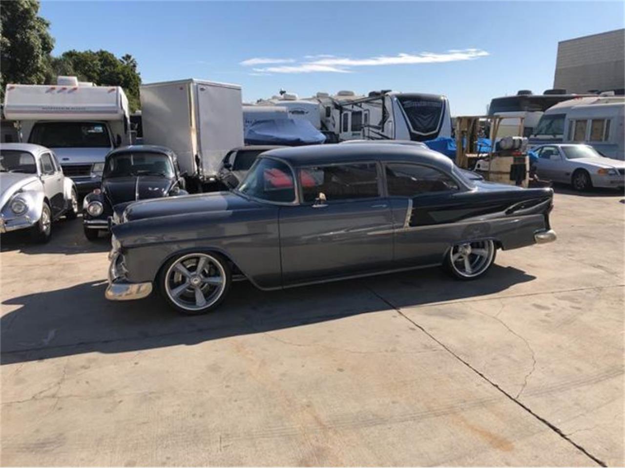 1955 Chevrolet Custom (CC-1327853) for sale in Cadillac, Michigan