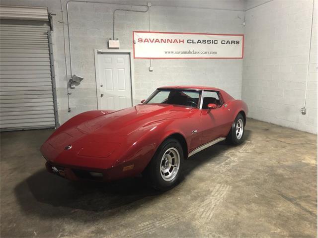 1975 Chevrolet Corvette (CC-1327857) for sale in Savannah, Georgia